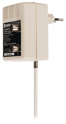 CATV Plug-In Versterker 10 dB 2 Uitgangen