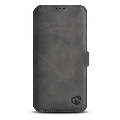 Soft Wallet Book voor Samsung Galaxy Note 10 Lite / A81 / M60S | Zwart