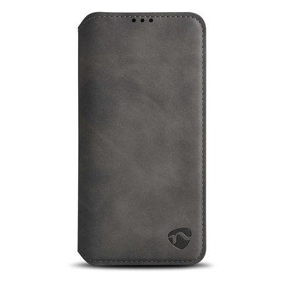 Soft Wallet Book voor Samsung Galaxy S10 Lite / A91 / M80S | Zwart