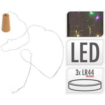 FLESSENSTOPPER 8 LED MULTI