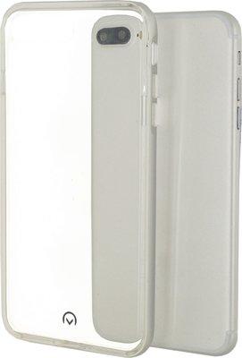 Smartphone Gelly+ Case Apple iPhone 7 Plus Zilver