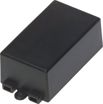 Potting box 38 x 80.9 x 26.6 mm Zwart ABS