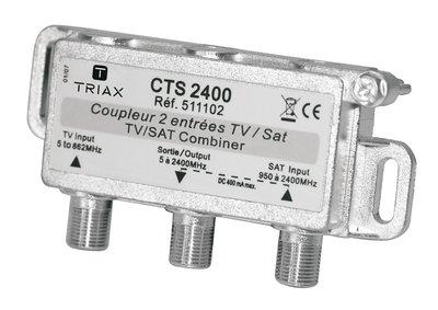 Satelliet Combiner / 950 - 2400 MHz
