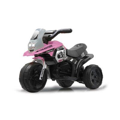 R/C Ride-On E-Trike Racer Roze