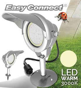 LED Tuinlamp met Spies 10 W 3000 K