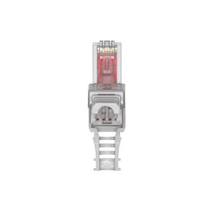 Technetics RJ45 Connector SNAP-ON Toolless install